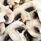 champignons in bladerdeeg